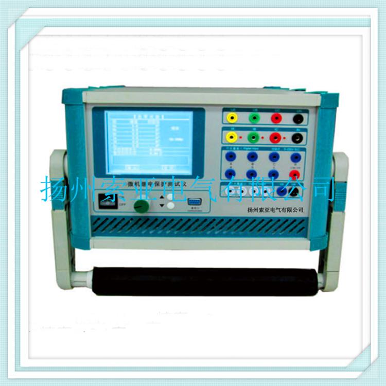 SYJBC-660三相继电保护测试仪