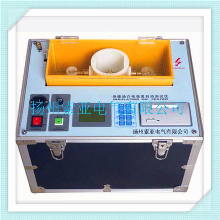 SY-8051单杯绝缘油介电强度测试仪