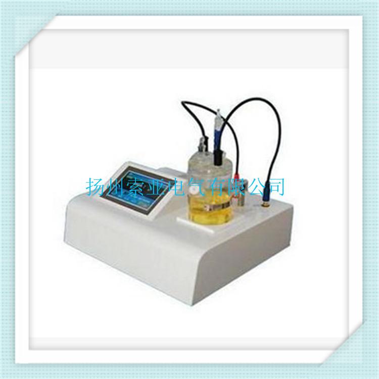 SYWS-9 变压器油水份测试仪