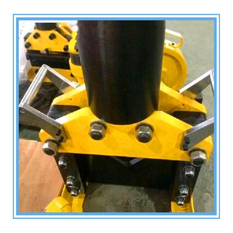 CAC-160双回路大吨位液压角钢切断机