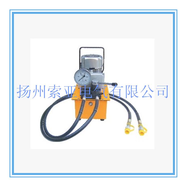 SZHH-700B液压脚踏式超高压电动泵
