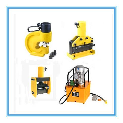 分体式母线加工机(单向电磁阀泵)
