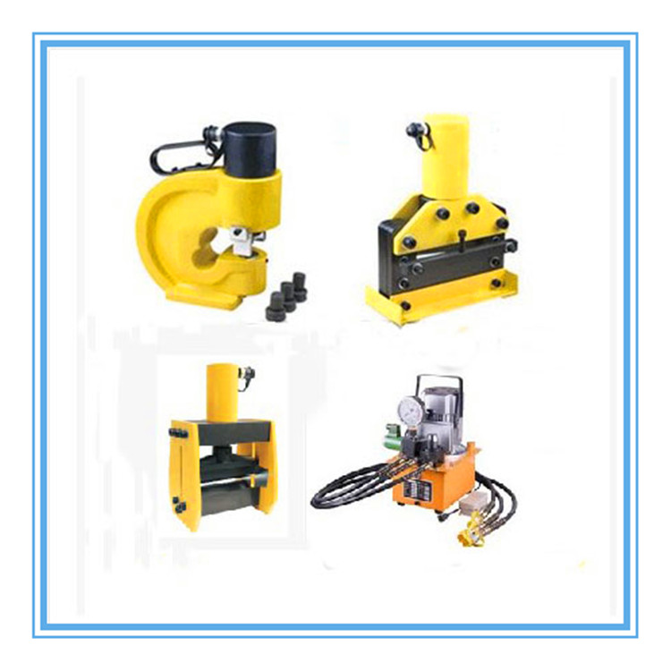三合一母线加工机(三回路电磁阀泵)