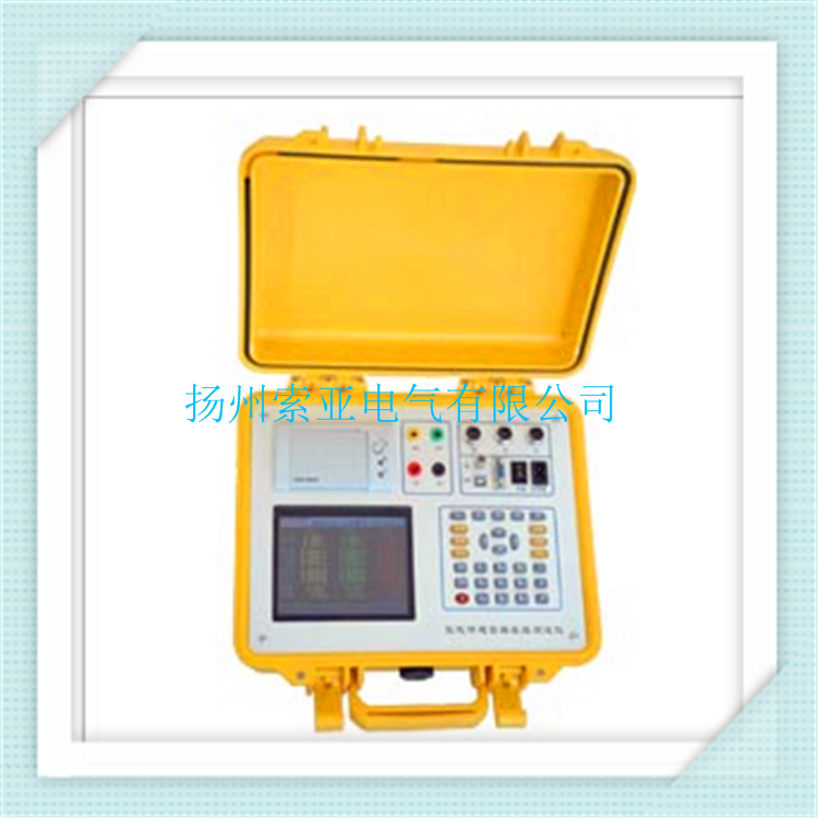 SYYHX-3氧化锌避雷器测试仪