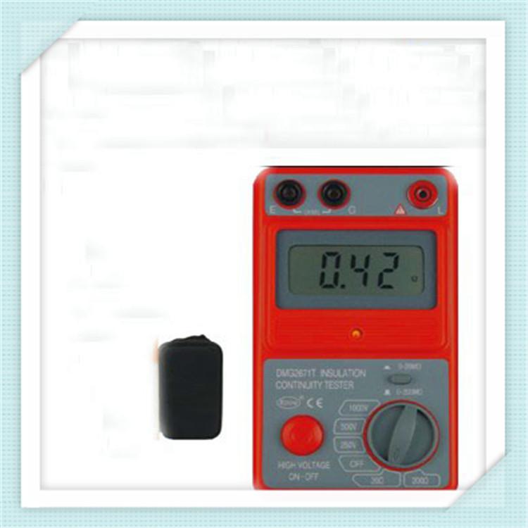 DMG2671T数字式绝缘电阻表